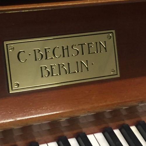 Bechstein arts & crafts 2