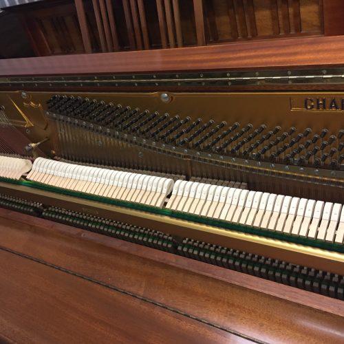 Chappell Upright Piano Teak 4