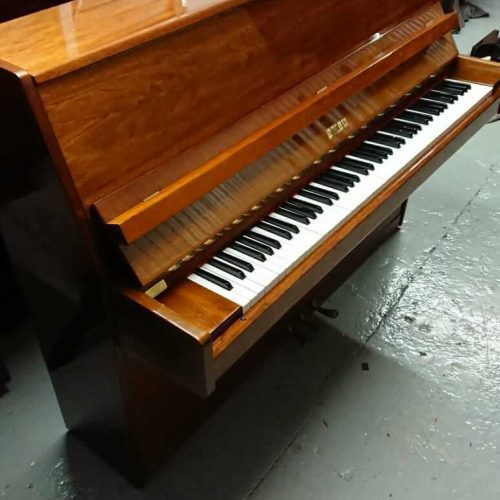 Neumann Upright Piano - 1